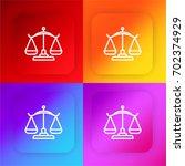 balance four color gradient app ...
