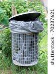 trash can | Shutterstock . vector #70237621