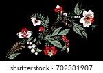stock vector abstract hand draw ...   Shutterstock .eps vector #702381907