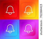 ring four color gradient app...