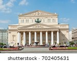 moscow  russia   august 13 ... | Shutterstock . vector #702405631