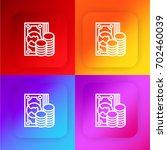 change four color gradient app...