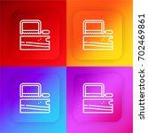carpentry four color gradient...