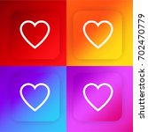 favorite four color gradient...