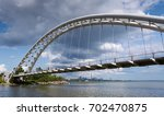 Humber Bay Arch Bridge  Martin...