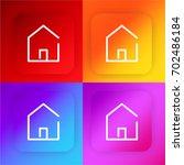 home four color gradient app...