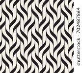 vector seamless pattern. modern ... | Shutterstock .eps vector #702487864