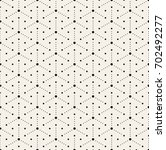vector seamless pattern. modern ...   Shutterstock .eps vector #702492277