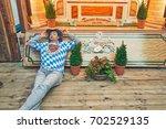 munich  germany   25 september... | Shutterstock . vector #702529135