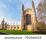 Kings College Chapel Universit...