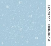 winter snowy background filed...