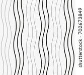 vector seamless pattern. modern ... | Shutterstock .eps vector #702673849