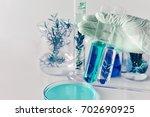natural medicine development in ...   Shutterstock . vector #702690925