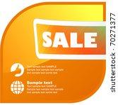 sale banner collection. set of... | Shutterstock .eps vector #70271377