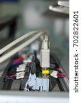 programmable logic control... | Shutterstock . vector #702822601