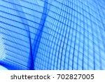 long exposure lights texture | Shutterstock . vector #702827005