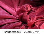 cloth with bends | Shutterstock . vector #702832744