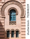 Small photo of Arabesque window