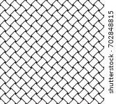 seamless vector weave pattern | Shutterstock .eps vector #702848815