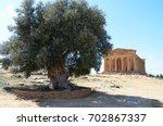 Temple Of Concordia In...