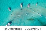 Stingray City From Above  Gran...