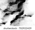 black nebula in deep space... | Shutterstock . vector #702922429