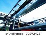 industrial zone  steel... | Shutterstock . vector #70292428
