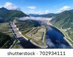 View Of The Yenisei River In...