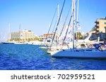 Small photo of Arkas Aegean Link Regatta at port of Chios 25/8/2017