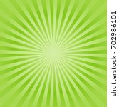 abstract soft green rays... | Shutterstock .eps vector #702986101