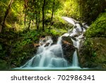 Soft Water Of The Stream In The ...