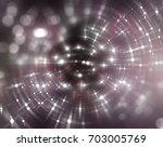 glitter violet abstract... | Shutterstock . vector #703005769