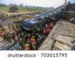 kanpur uttar pradesh india... | Shutterstock . vector #703015795