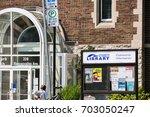 toronto  canada   august 21 ...   Shutterstock . vector #703050247