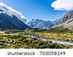 Aoraki Mount Cook National Par...
