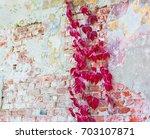 Background Texture Old Brick...