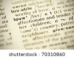 dictionary definition of the...   Shutterstock . vector #70310860