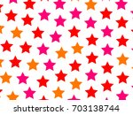 star template based on many... | Shutterstock . vector #703138744