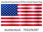american flag. standard...