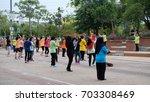 malacca  malaysia  25 08 2015 ... | Shutterstock . vector #703308469