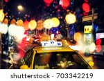 Night Taxi And Christmas...