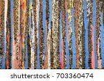 traditional   cloth | Shutterstock . vector #703360474
