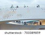 shanghai   oct.22  2010 ... | Shutterstock . vector #703389859