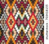 vector seamless pattern ...   Shutterstock .eps vector #703418155