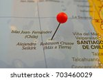 pin in robison crusoe   islas... | Shutterstock . vector #703460029