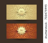 set template design banners... | Shutterstock .eps vector #703475995