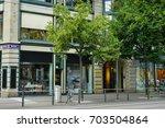 zurich  switzerland  21 aug... | Shutterstock . vector #703504864