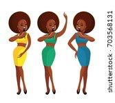 jazz the singer | Shutterstock .eps vector #703568131