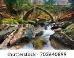 The Old Stone Bridge ...