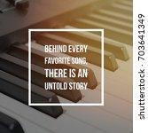 inspiration motivation quote...   Shutterstock . vector #703641349